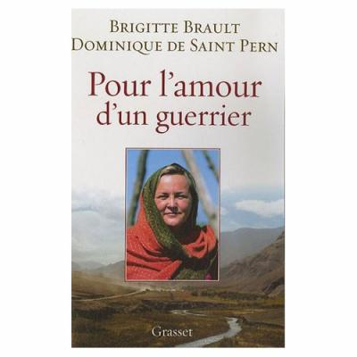 39. Pour l'amour d'un guerrier (332 p.) - Brigitte Brault , Dominique de Saint Pern