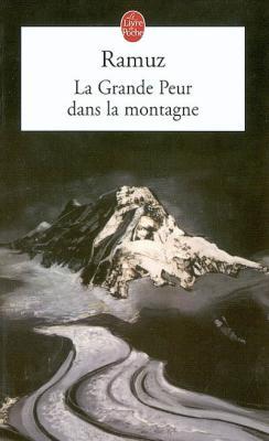 44. La grande peur dans la montagne (185 p.) - Ramuz
