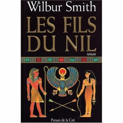 58. Les fils du Nil (581p.) - Wilbur Smith