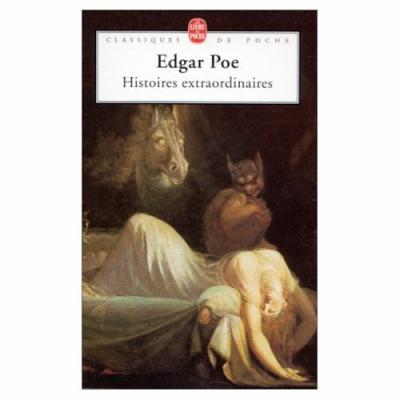 61. Les nouvelles histoires extraordinaires (254 p.) - Edgar Allan Poe