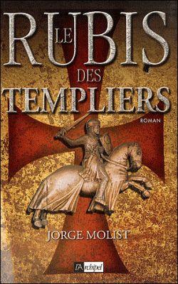 64. Le rubis des templiers (473 p.) - Jorge Molist