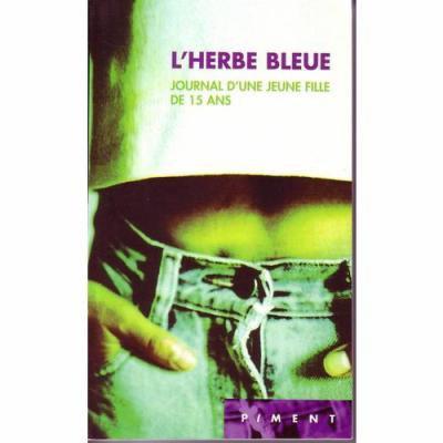 128. L'herbe bleue