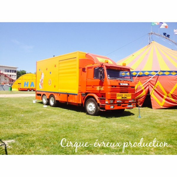 Cirque-évreux production