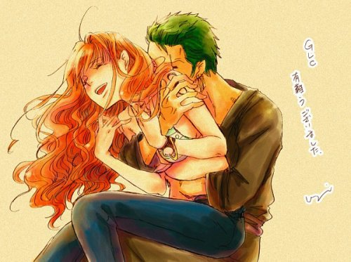 Couple : zoro x  ?