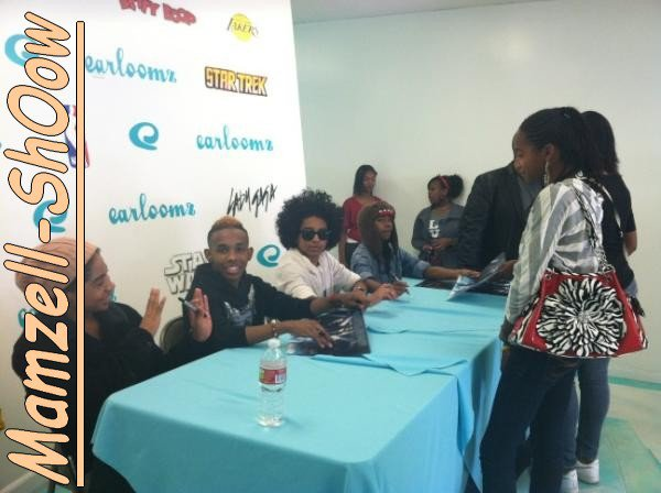Mindless Behavior  hier 13-11-11 vers 16:34