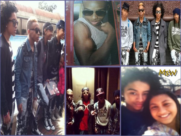 Mindless Behavior At The Concert , Jaden actu
