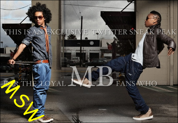 Reprise des MB sur MSW-Photo shoot