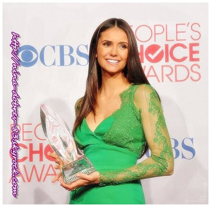 People's Choice Awards 2012 !