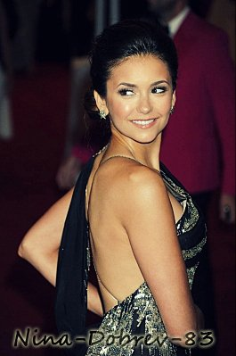 Nina Dobrev au Costume Institute Gala 'Met Ball' à New York !