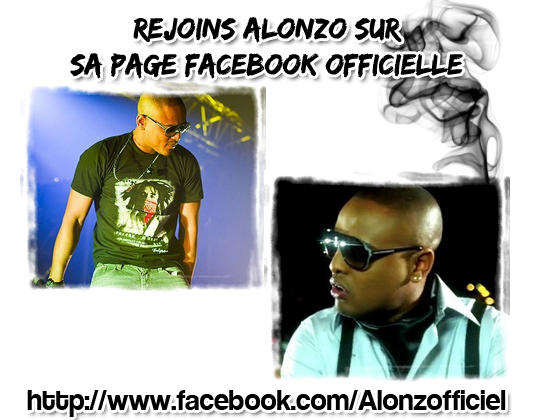 PAGE FACEBOOK OFFICIELLE D'ALONZO