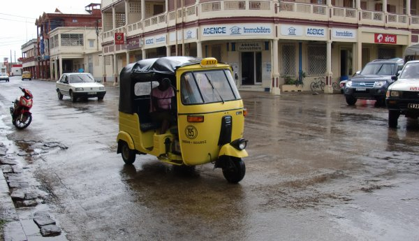 MADAGASCAR - DIEGO-SUAREZ - JOUR DE PLUIE - (Février 2011)