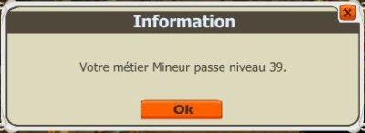 Up mineur 39