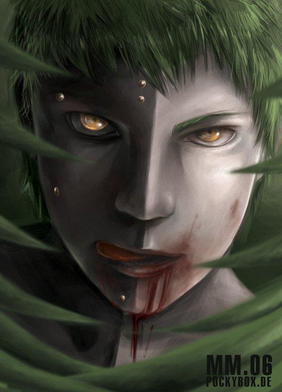 Zetsu... L'origine d'une histoire triste...