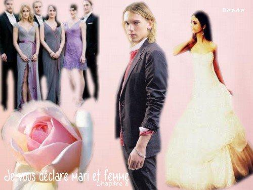 (Tome 2) Chapitre 8 : Je vous déclare mari et femme !