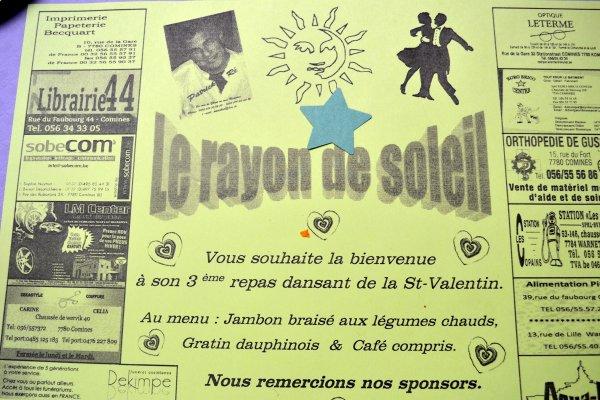 Superbe Après-Midi à Comines Pour l'association Rayon de Soleil