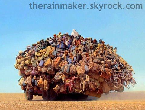Meilleur Réseau 2 Transport En SAHARA