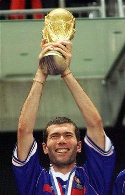 Coupe du monde 1998 blog en hommage a zidane - Zidane coupe du monde 1998 ...