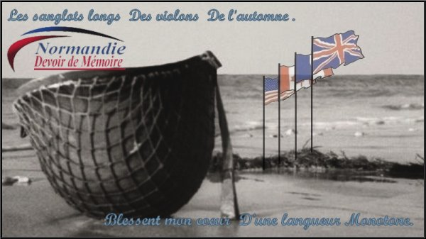 Normandie Devoir de Mémoire Associatif