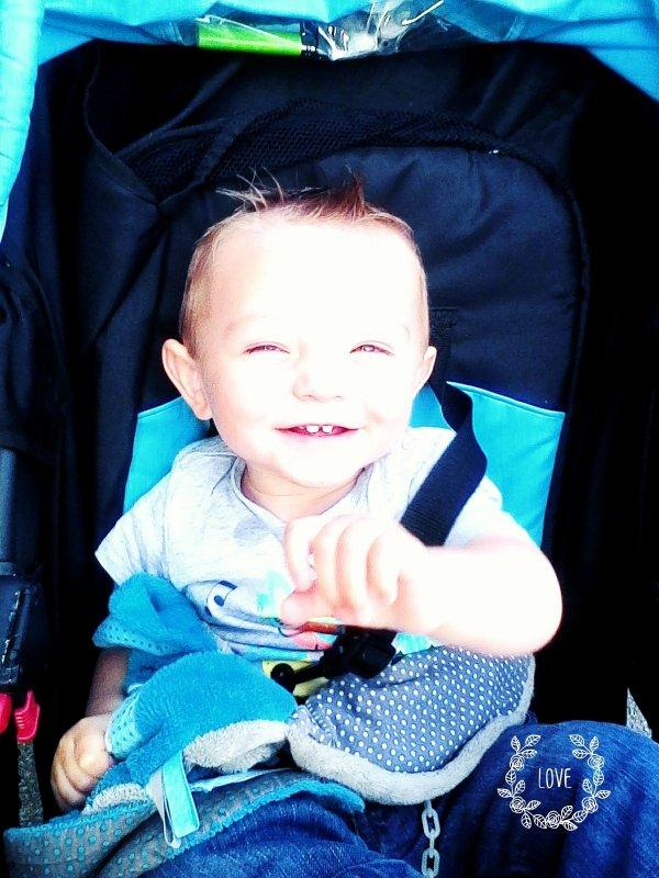 Nolan 15 mois