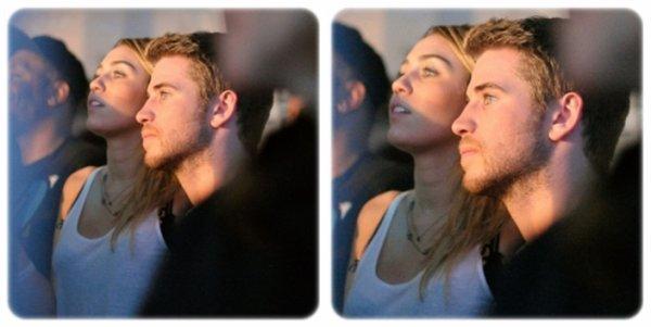 Miley Cyrus de sortie !