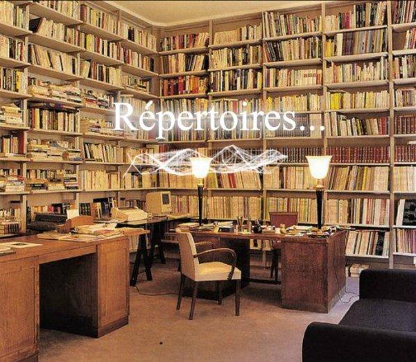 Prévenues et Répertoires + Fiction coup de coeur  ♥