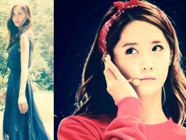 YoonA vs Krystal ! ^^