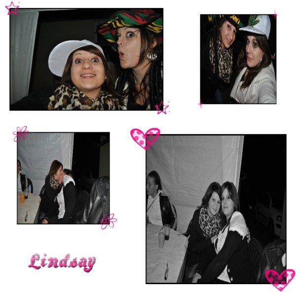 Lindsay & Moi
