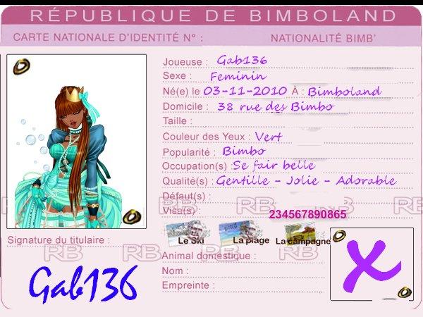 Pour Gab136