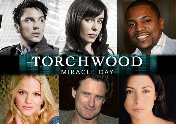 TORCHWOOD casting