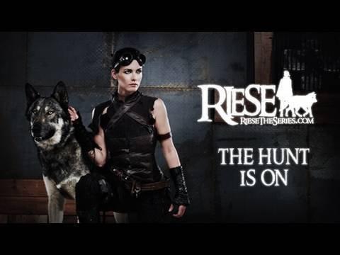Riese Kingdom Falling,une série web