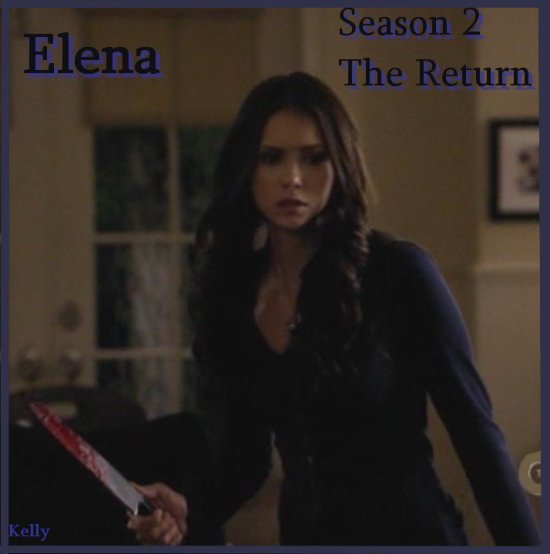 TVD saison 2 ep 1  The return