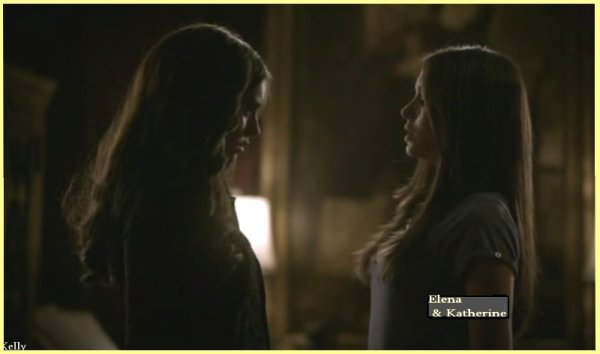 The VAMPIRE DIARIES 2 X 4 Memory Lane