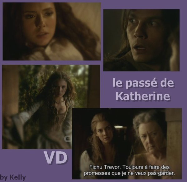 The Vampire Diaries ép 9 Katherina