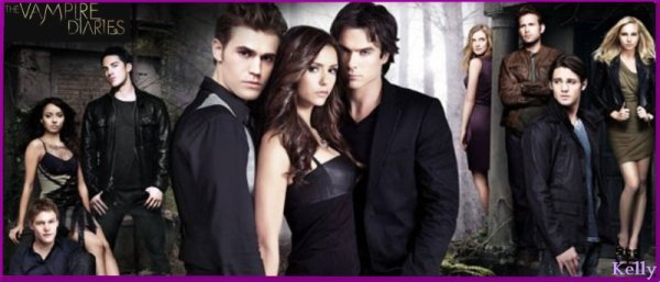 By the light of the moon ,ép 11 The Vampire Diaries