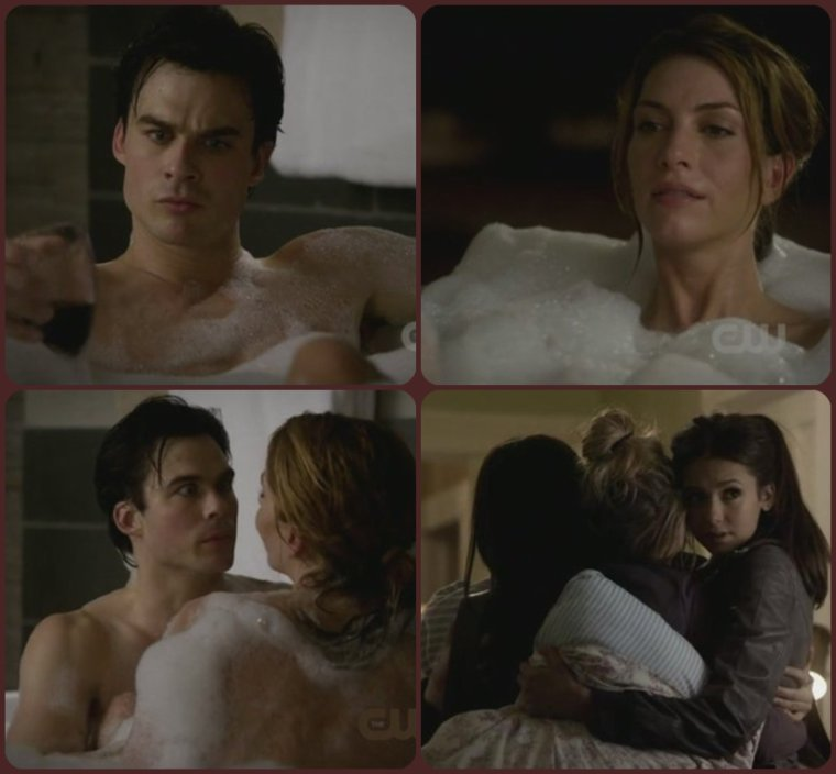 The Vampire Diaries 2 X 13 Daddy issues