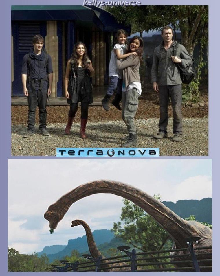 Terra nova casting et photos
