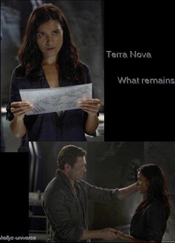 Terra Nova  ep 4  What remains