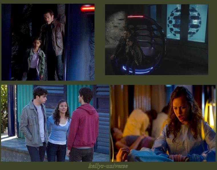 """Terra Nova Episode 7 """"Nightfall"""""""
