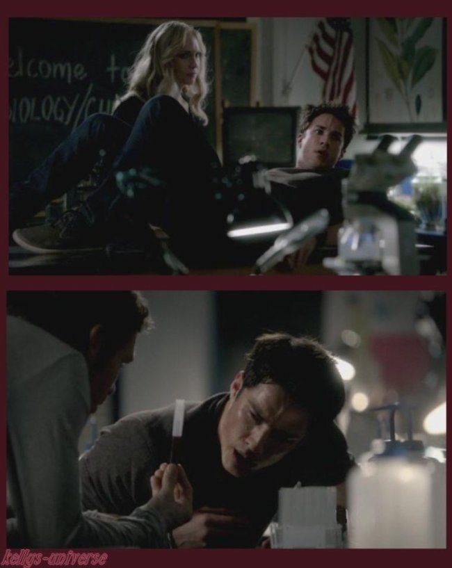 The Vampire Diaries ep 5 The Reckoning