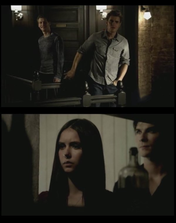 The Vampire Diaries ep 3 X 3 The End of the affair