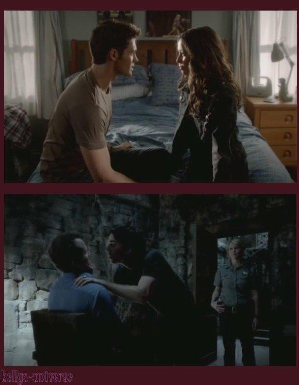 The Vampire Diaries ep 3 X 4 Disturbing behavior