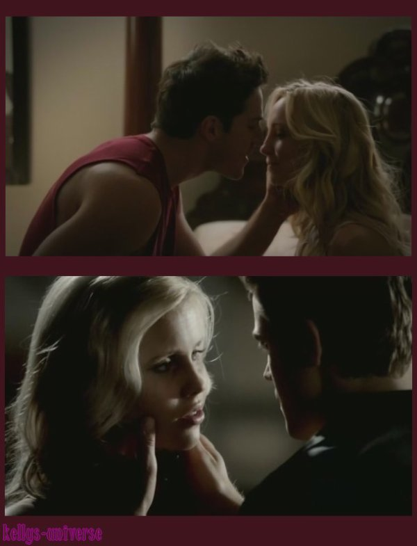 The Vampire Diaries ep 3 X 4 Disturbing behavior
