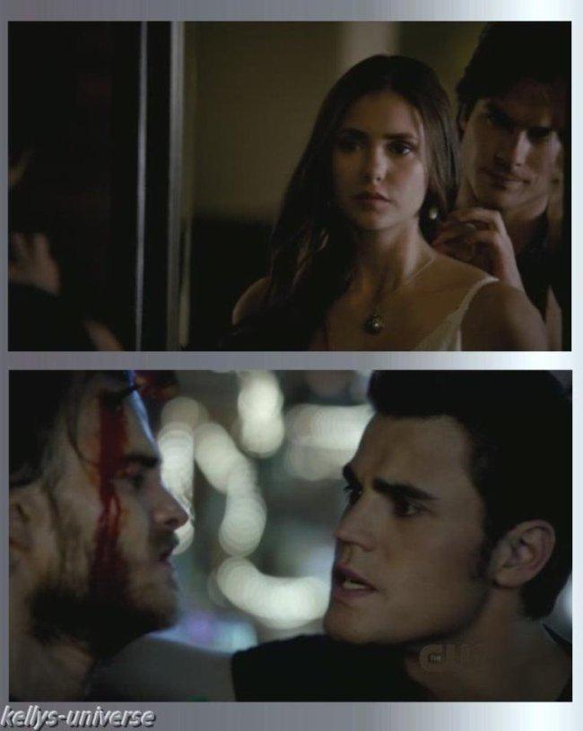 The Vampire Diaries saison 3 ep 1 The Birthday