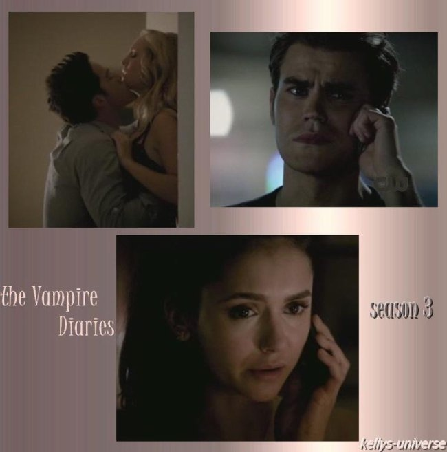 The Vampire Diaries saison 3 ep 1 The Birthday