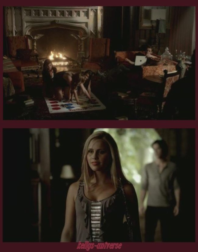 The Vampire Diaries 3x06 Smells Like Teen Spirit