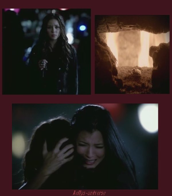 The Vampire Diaries ép 3 X 7 Ghost world