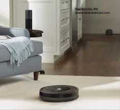 Breakthrough iRobot Roomba 890 Beluran