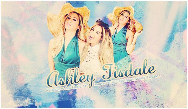 . Ta source d'actualité sur la belle actrice et chanteuse Ashley Tisdale ! .