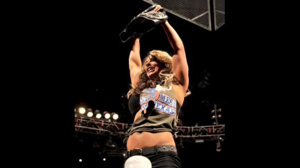 Kaitlyn new Divas Champion