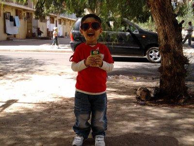 le petit mehdi